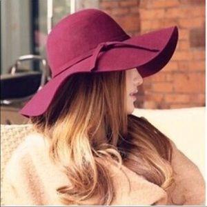 Accessories - Soft Women Fedora Floppy Hat